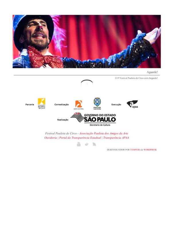 8º Festival Paulisra de Circo